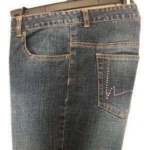 Nicole Miller Jeans Size 8